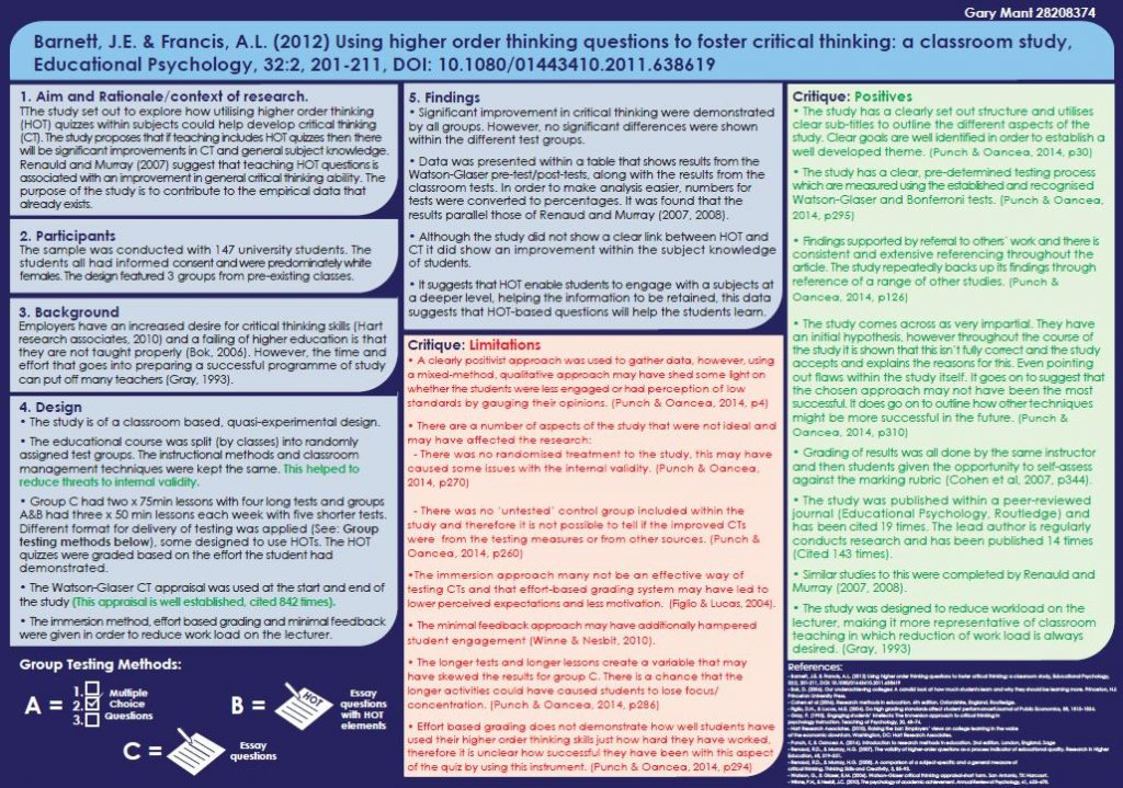 M Academic Poster GMT
